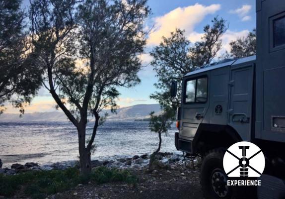 Ob Spanien, Portugal, Griechenland, Albanien, Montenegro oder Rumänien. Ein perfektes Expeditionsmobil funktioniert überall einwandfrei und sicher