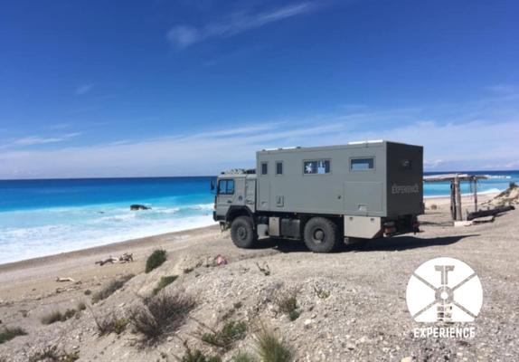 Wildcampen, boondocken. Weltreisemobile/Expedition Vehicles eröffnen hier Möglichkeiten und machen den Reise- Traum erst möglich.