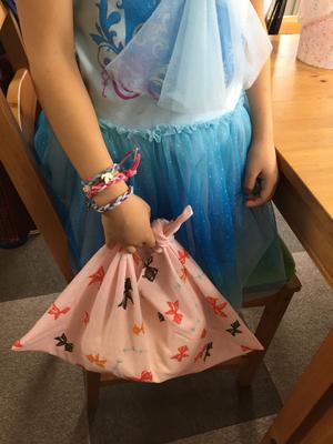 手芸講座 あずま袋をつくりました。