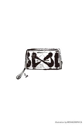 カット線画『ファッションアイテム15』
