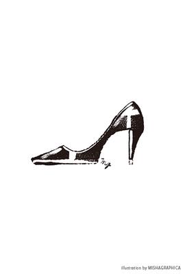 カット線画『ファッションアイテム10』