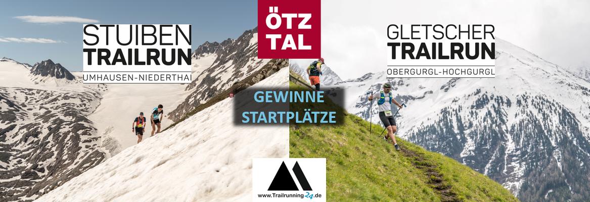 Ötztal Trailrunning - Stuiben Trailrun - Gletscher Trailrun