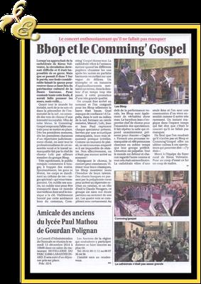 Rieux Concert du 30 novembre 2014