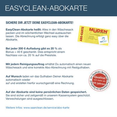 saarclean Lieferservice - Wir schenken dir Zeit Bild 3