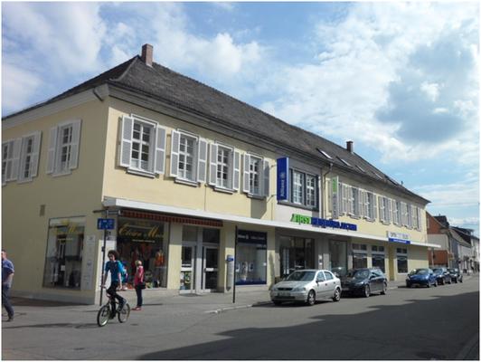 ehemaliges Postanwesen, Schillerstraße