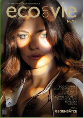 EcoenVie Magazin Nr.15 - das Magazin für gesunde Mode