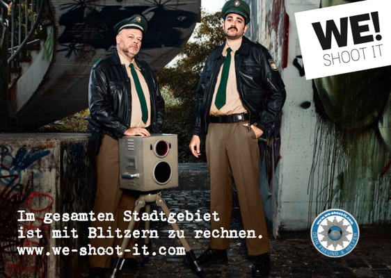 We Shoot it! mit und von Thomas von Salomon&Michael Compensis - Styling by Cornerlia Heuser - H&M by Melina Johannsen