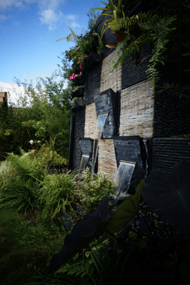 Mur végétal I L'instant © Rc-Paysage