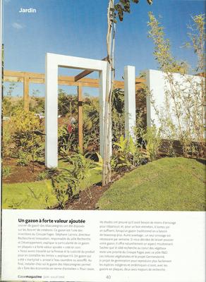 Jardin sur mesure