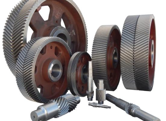 Lufkin used usado rodamientos y engranajes