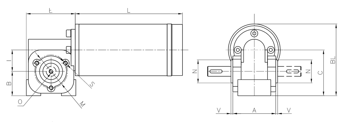 Repuestos y recambios para motor Dagu Italy