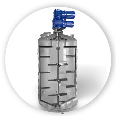reducteur PRG agitador moteur