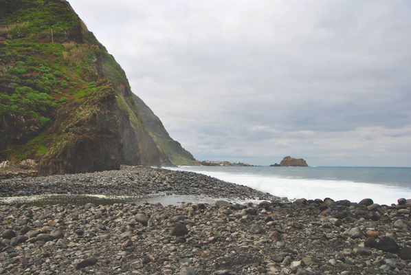 Strand auf Madeira