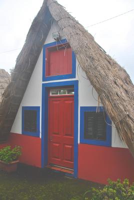 Reetdachhaus Madeira