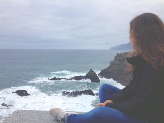Küste Maderia