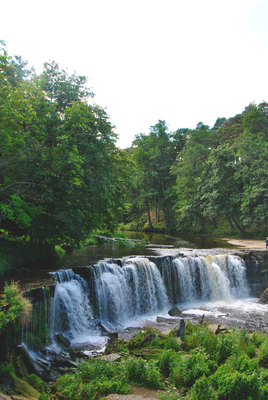 Kaila-Wasserfall