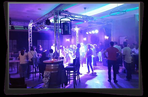 50er Geburtstag, Bornheim (Kaiserhalle)