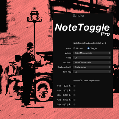 NotToggle Pro