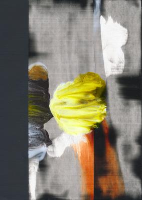 "René Korten - ""And Skin"", Nr. 66 (2019) - verkauft"