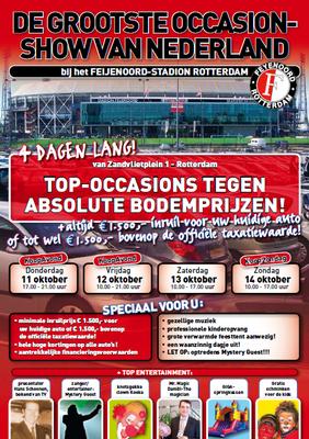 DM - Automotive Sales Event - Mailing gezamenlijke dealers Feyenoord-stadion Rotterdam