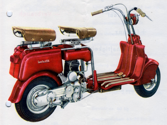 Lambretta B / 1948-49