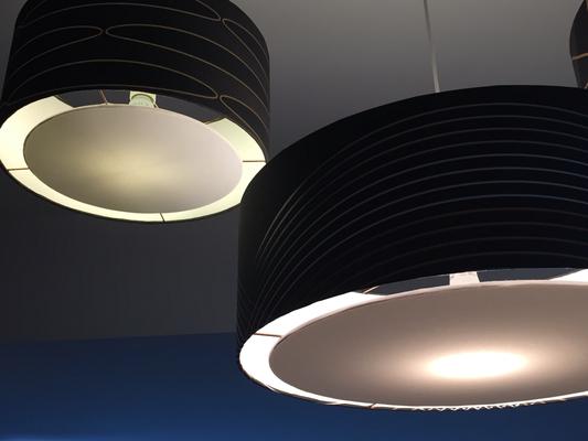 Unsere Lampenschirme flat