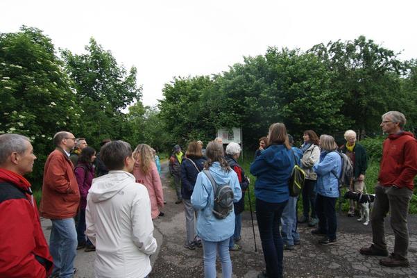 Vogelstimmenspaziergang April 2019 (BUND Dossenheim)