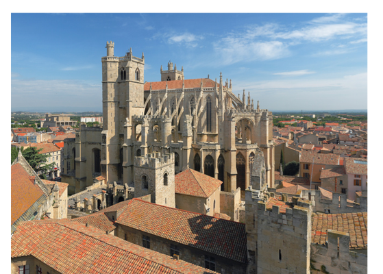 Kathedrale in Narbonne