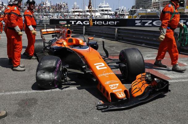 Formule 1 in Monaco