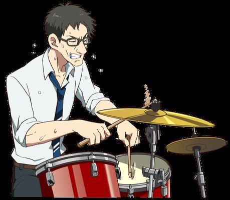 ドラム演奏