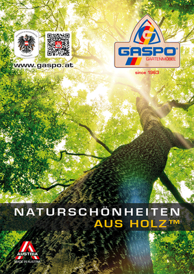 Broschüre A4 - Naturschönheiten aus Holz