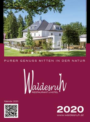 Restaurant Waldesruh · Jahreskalender