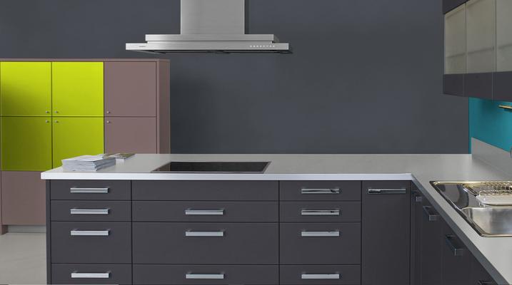 RAL 7016 - Anthracite et meubles cuisine noirs