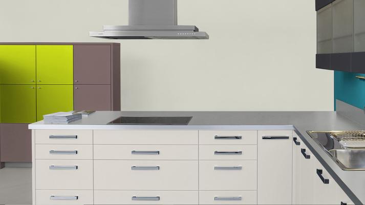 RAL 9001 - Blanc crème et meubles cuisine blancs