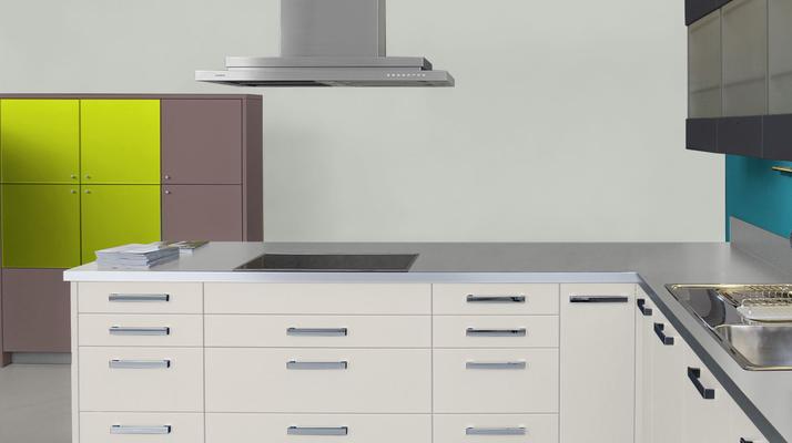 RAL 9002 - Blanc gris et meubles cuisine blancs