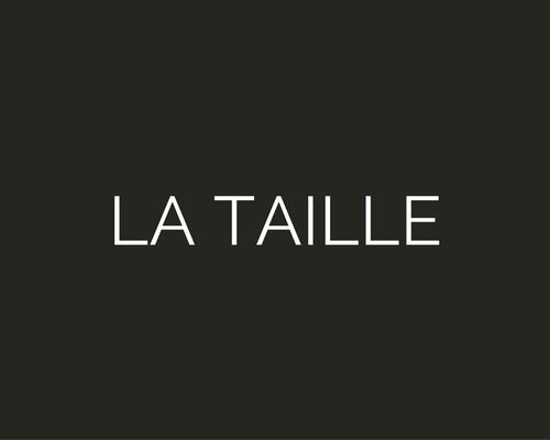 LA TAILLE