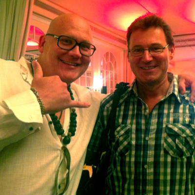 Ralf zur Linde (Links) und Stefan Dorra (Rechts)