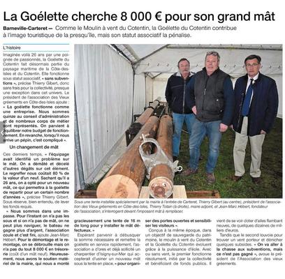 Ouest France 28 février 2018