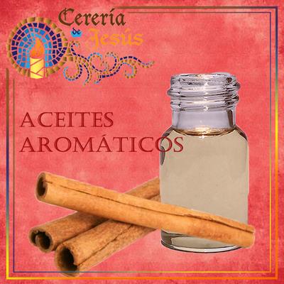 Esencias Aceites aromáticos