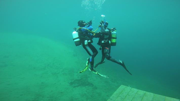 Tauchausbildung Spezialkurse Kindertauchen Jan von Rahden MaraFlow-Dive 21