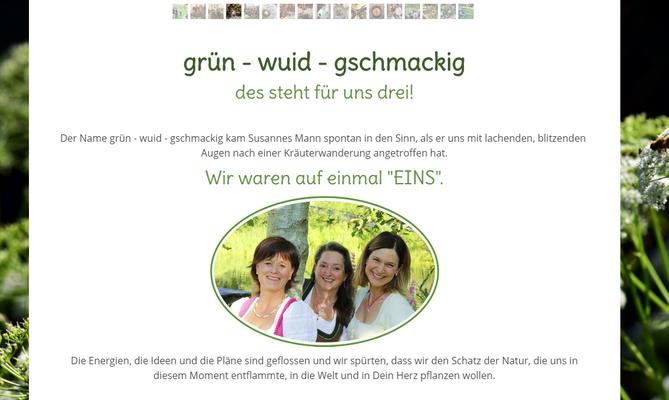 https://www.gruen-wuid-gschmackig.de/