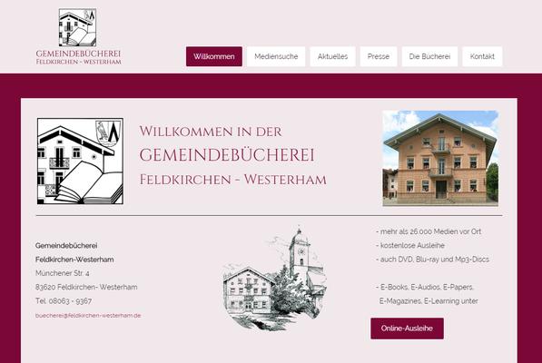 Bücherei Feldkirchen-Westerham
