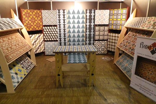 Salon Art & Décoration à la grande Halle de la Villette- Paris