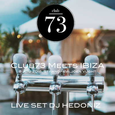 Club73 - Set DJ Hedoniz