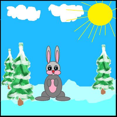 Заяц. Егор А. 3а