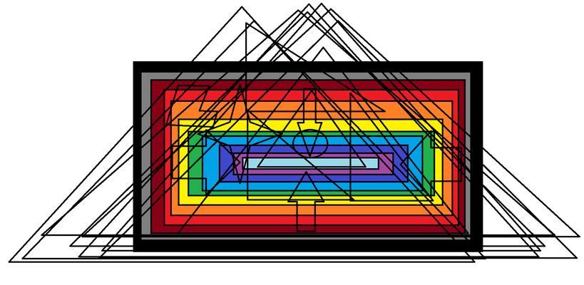 """""""Die heilige Pyramide"""" von Alessandro"""