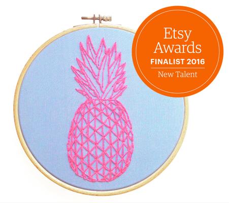 Etsy Design Aaward 2016