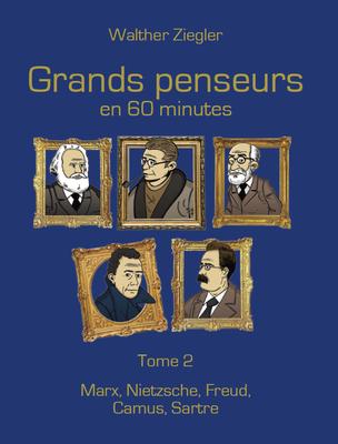 Marx Freud Nietzsche Camus Sartre