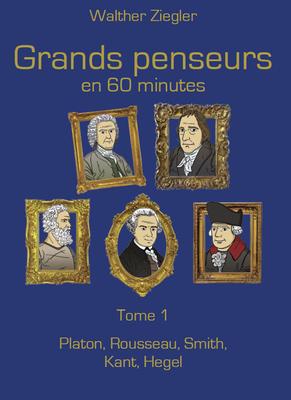 Platon Rousseau Smith Hegel Kant