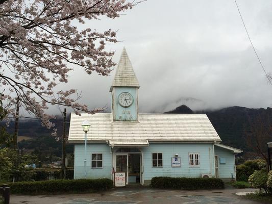 南阿蘇鉄道・阿蘇白川駅